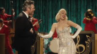 Blake Shelton Says You Make It Feel Like Christmas Is About Him and Gwen Stefani