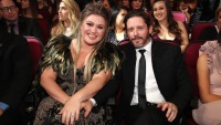 Kelly Clarkson husband Brandon Blackstock date night