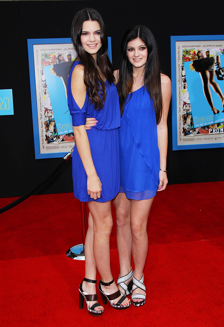 775d76ea85f Kendall And Kylie Jenner s Style Evolution  See Photos