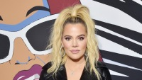 Khloe Kardashian Tristan Thompson KUWTK True's birth episode