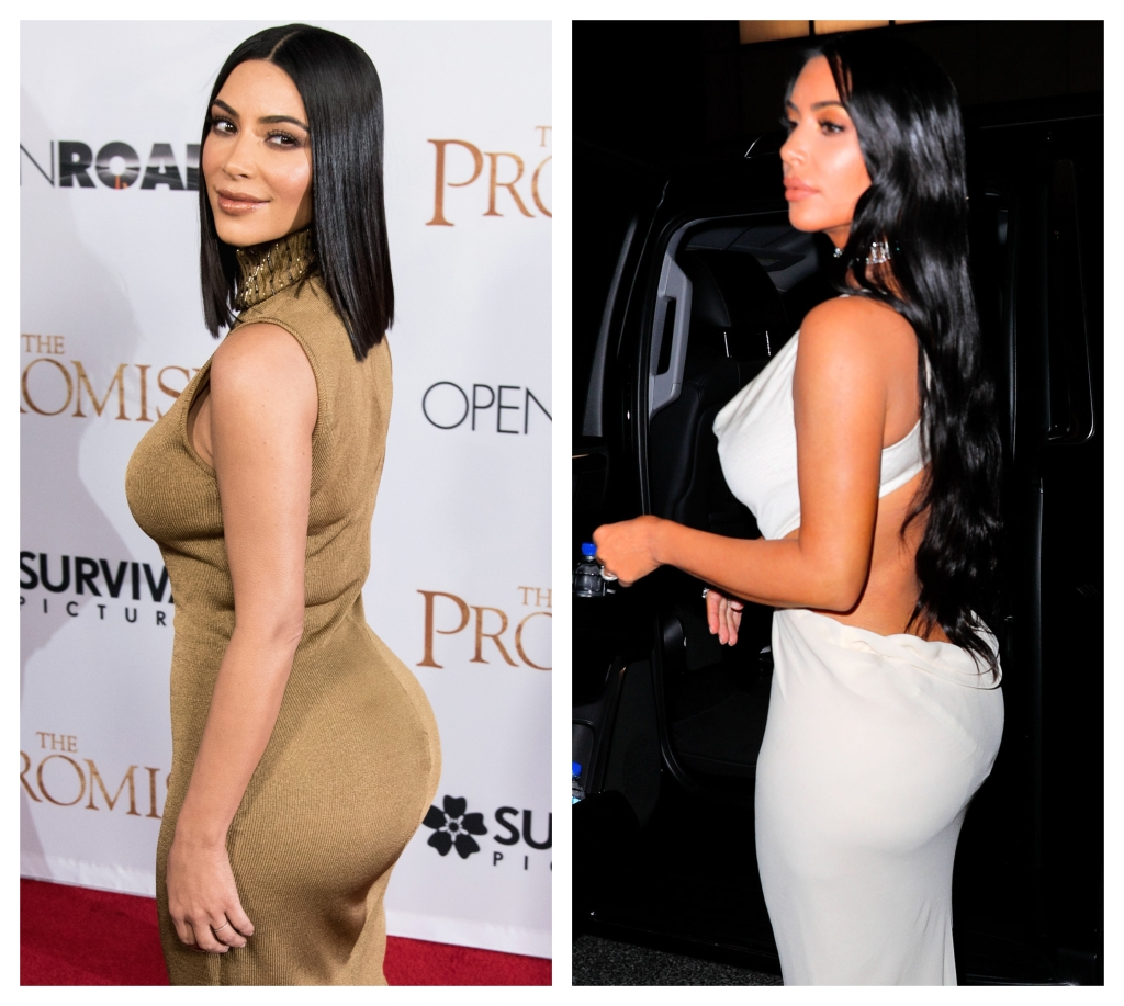 be79bcb0e42 Why Does Kim Kardashian s Butt Look Smaller  Plastic Surgeon Weighs In