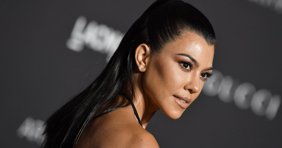 Literally Spilling The Tea? Kourtney Kardashian Accidentally Burns Herself And Uses Uh, An Interesting Remedy