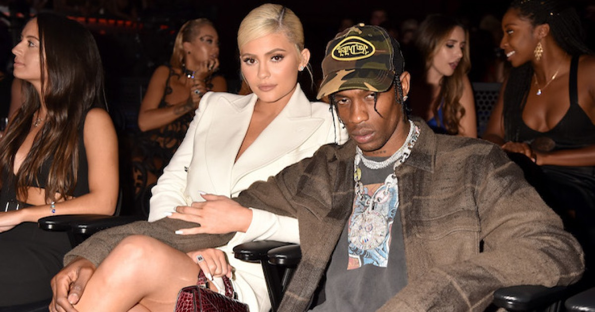 Did Travis Scott Cheat On Kylie Jenner? Rapper Shuts Down ...