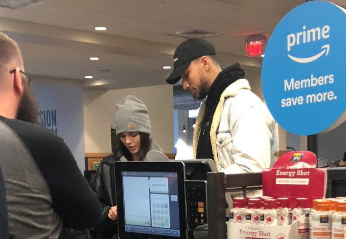 Kendall Jenner, Ben Simmons, Whole Foods