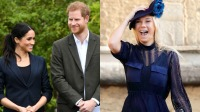 Meghan Markle, Prince Harry, and Chelsy Davy