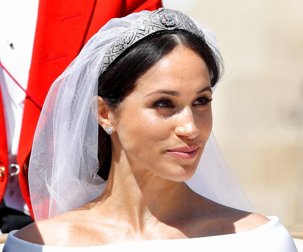 Meghan Markle's tiara