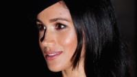 Meghan Markle close-up