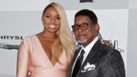 NeNe and Gregg at an event together