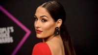 Nikki Bella doesn't need John Cena celebrates birthday and thanksgiving with family