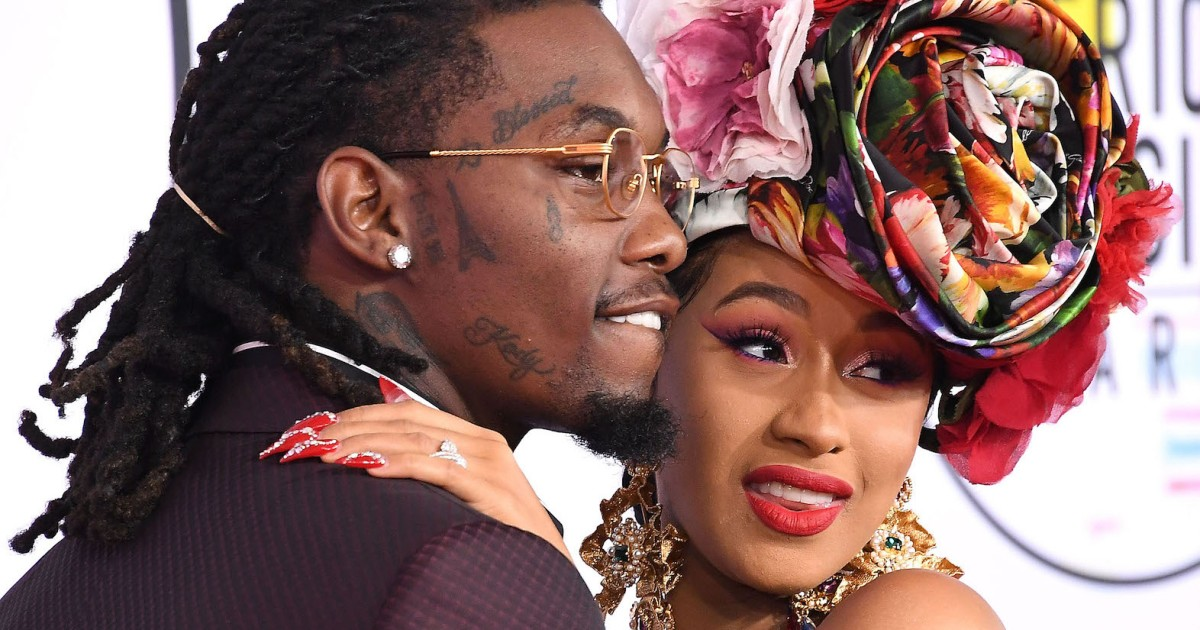 Offset Says His Upcoming Album Is Influenced By Cardi B