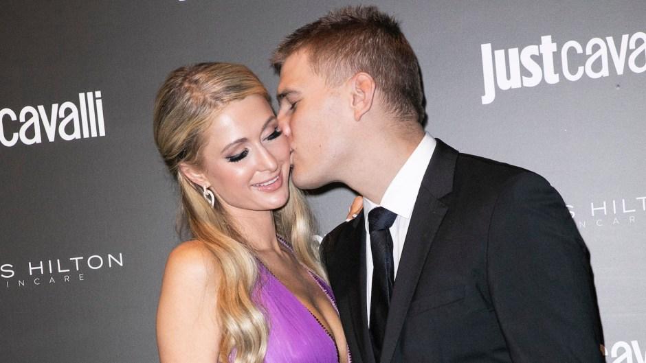 Paris Hilton Chris Zylka break up engagement ended