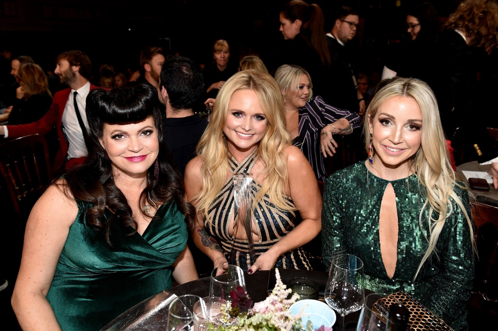 Pistol Annies at an event together