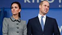 Prince William and Kate Middleton awkward recreation of never like i ever