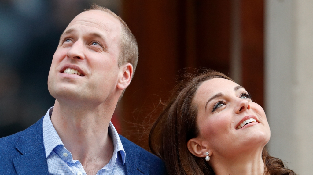 Prince William and Kate Fixed Point