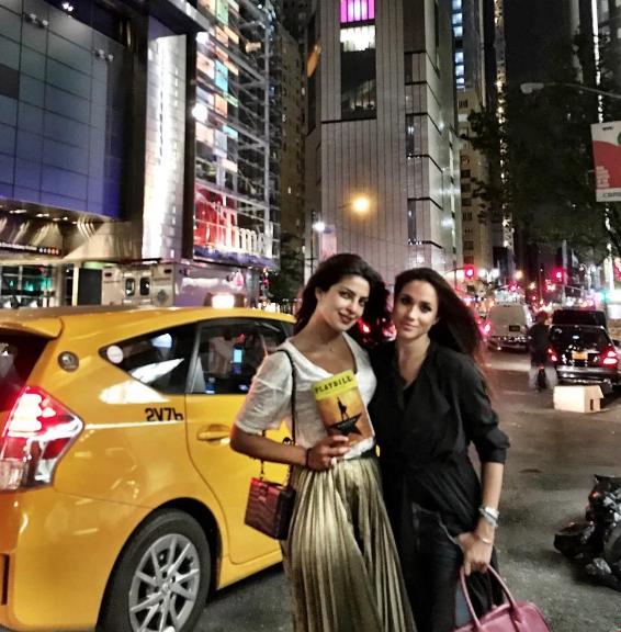 Priyanka and Meghan