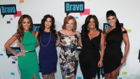 Real Housewives of New Jersey at an event
