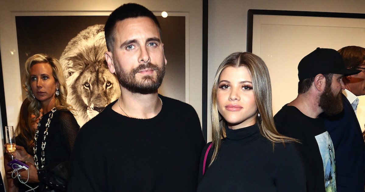 Do Scott Disick and Sofia Richie Live Together? Sure Looks