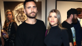 Scott-Disick-Sofia-Richie-Posing-For-Picture-Not-Smiling