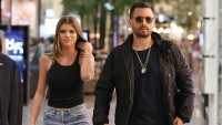 Scott Disick Sofia Richie butt implants