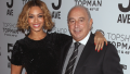 Beyonce-Poses-With-Ivy-Park-Co-Owner-Philip-Green-In-2014