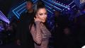 Kim Kardashian, High Ponytail, Tight Dress, People's Choice Awards