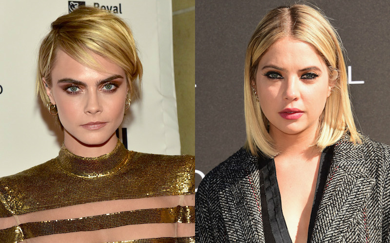 Are Cara Delevingne And Ashley Benson Still Dating Here S A Hint