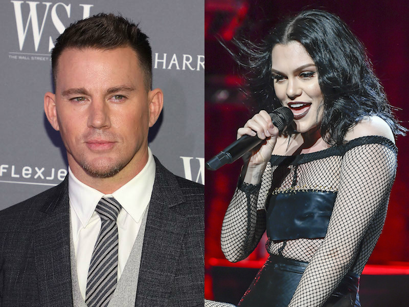 jessie j and channing