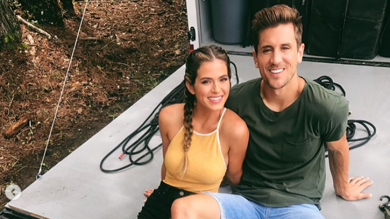 b0687177d65ed  Bachelorette  Couple JoJo Fletcher And Jordan Rodgers Reveal Their  Exciting Baby Plans!