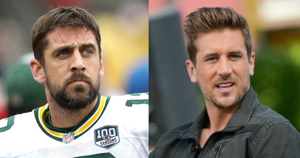 Aaron Rodgers Family Drama: Jordan Just Dragged Him On Twitter | 1200 x 630 png 1008kB