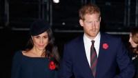 meghan markle prince harry leaving kensington palace