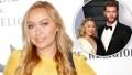 Brandi Cyrus Gushes Over Sister Mileys Wedding To Liam Hemsworth