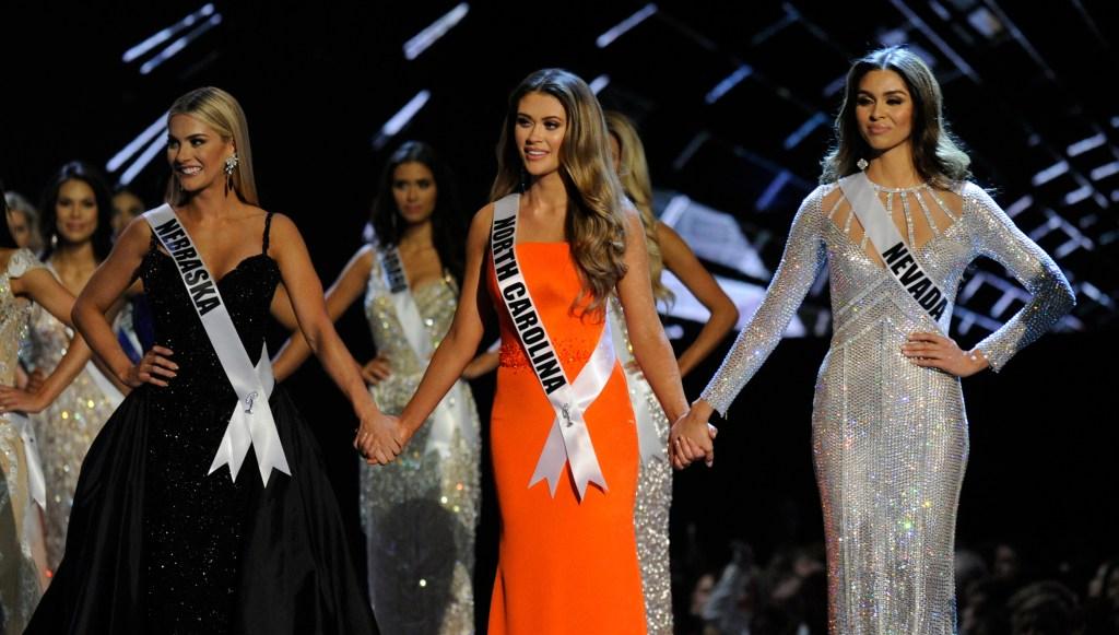 Caelynn Miller-Keyes Miss North Carolina 2018