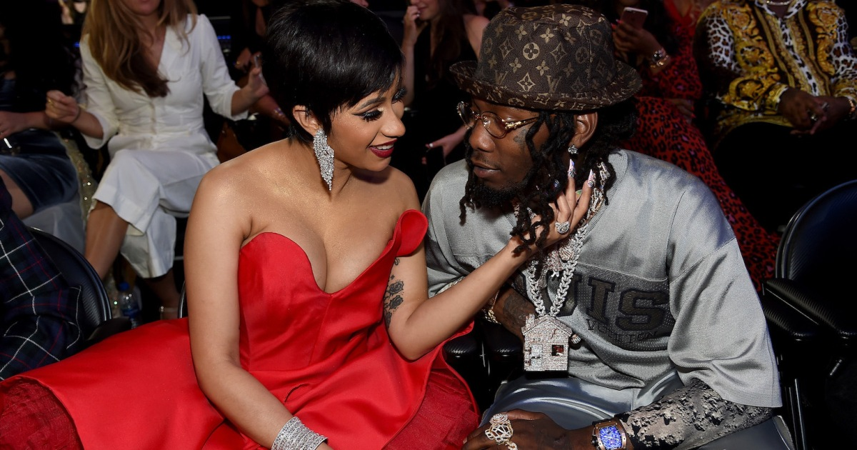 Offset Gets Cardi B S Name Tattooed Amid Cheating Scandal: Are Cardi B And Offset Getting Back Together? See Their