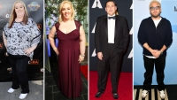 Celebrity Weight Loss Stories