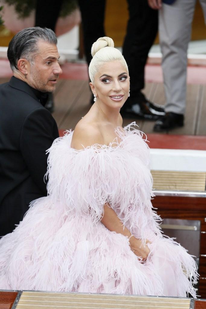 Lady Gaga Christian Carino wedding details