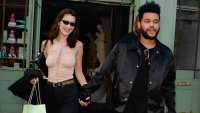Bella Hadid quotes about The Weeknd