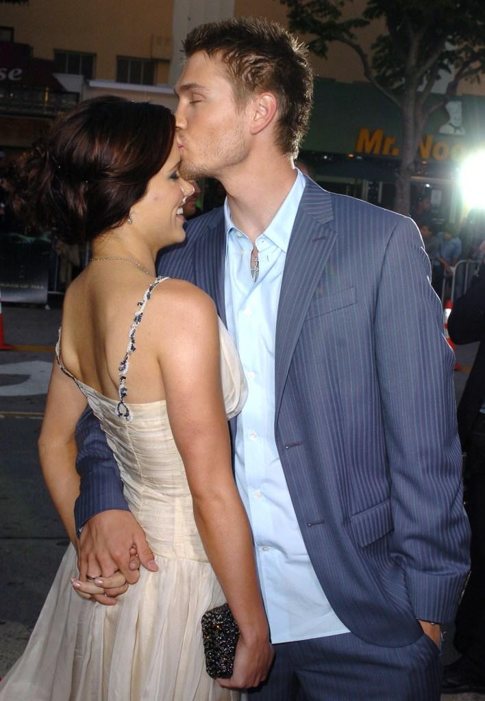 Why did Chad Michael Murray and Sophia Bush break up