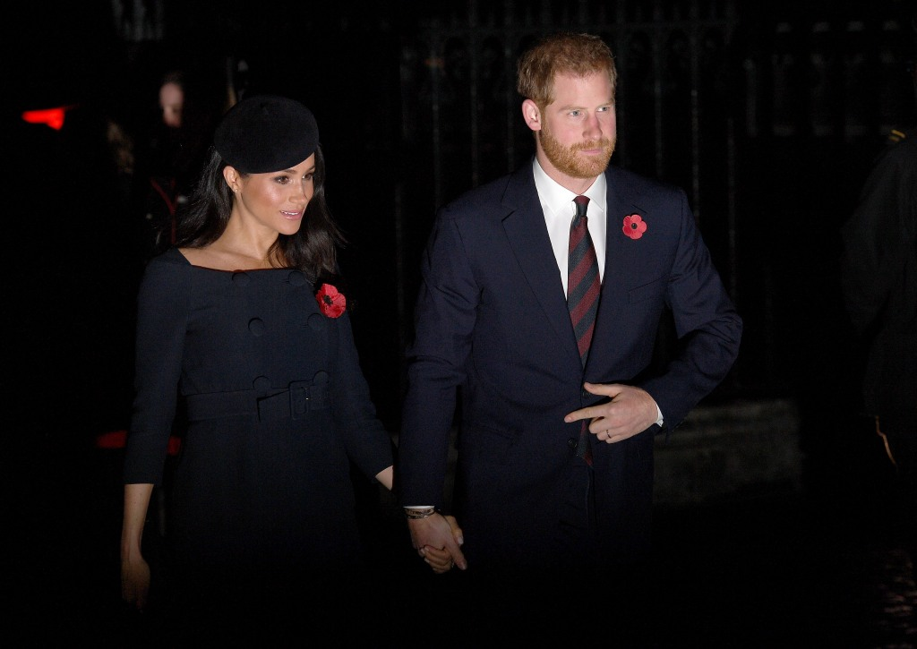 Meghan Markle Prince Harry fight royal rumors