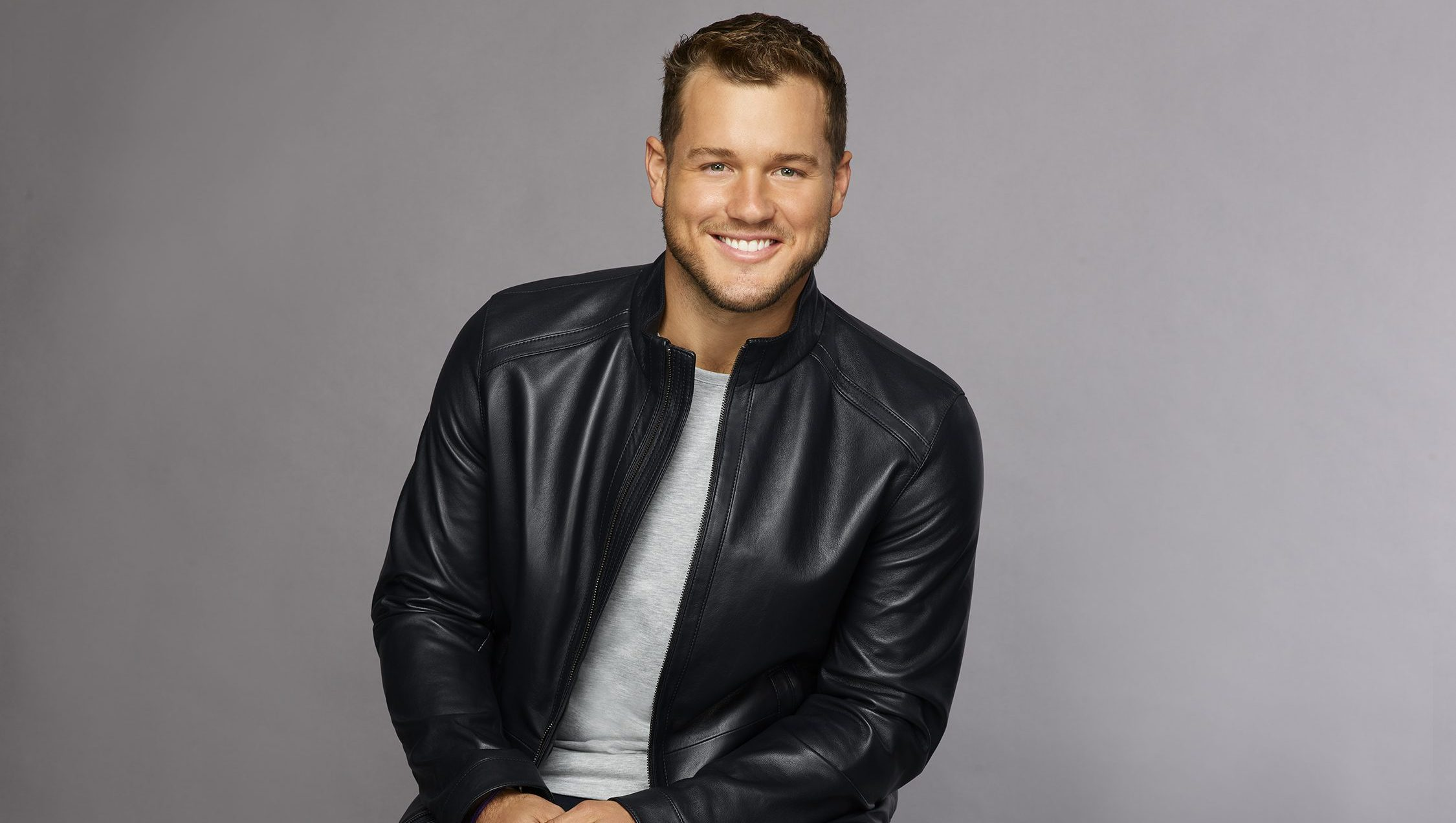 Colton Underwood Sitting
