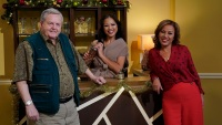 Ron Teigen Sr., Smiling, Christmas Special
