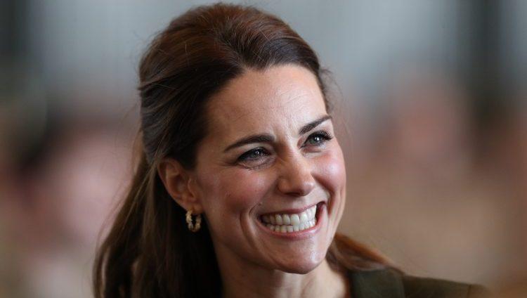 Kate Middleton, Smiling