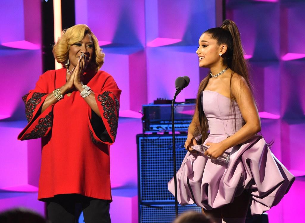 Ariana Grande Billboard woman of the year