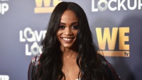 Rachel Lindsay at an event