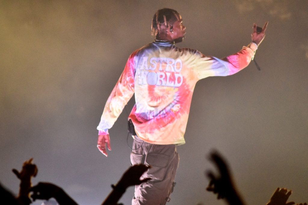 Is Travis Scott performing at the Super Bowl