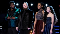 Who won the voice season 15 Chevel Shepherd took home the prize