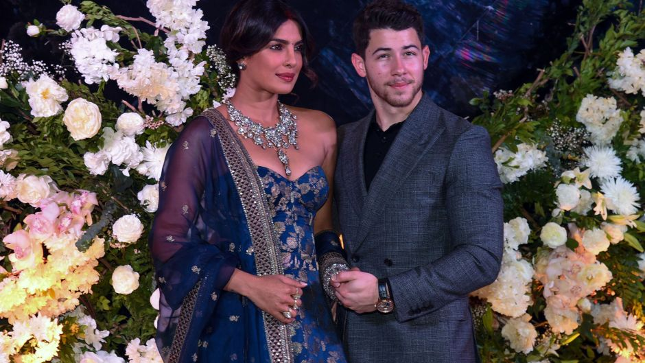 Priyanka Chopra, Nick Jonas, Mumbai Wedding Reception