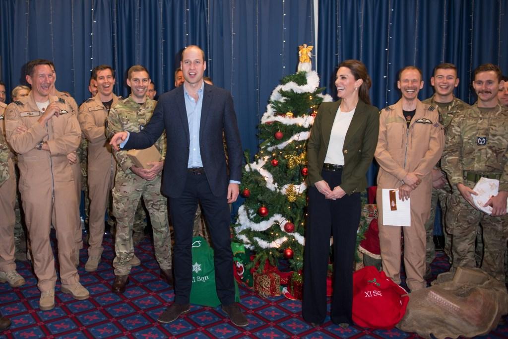 Kate Middleton teases Prince William
