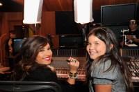 Demi Lovato and her sister Madison De La Garza 2011