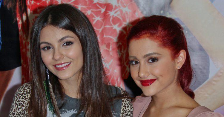 Ariana Grande And Victoria Justice Squash Feud Rumors Following 'Thank U, Next' Video Snub
