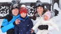 Prince William and Kate Middleton Christmas card